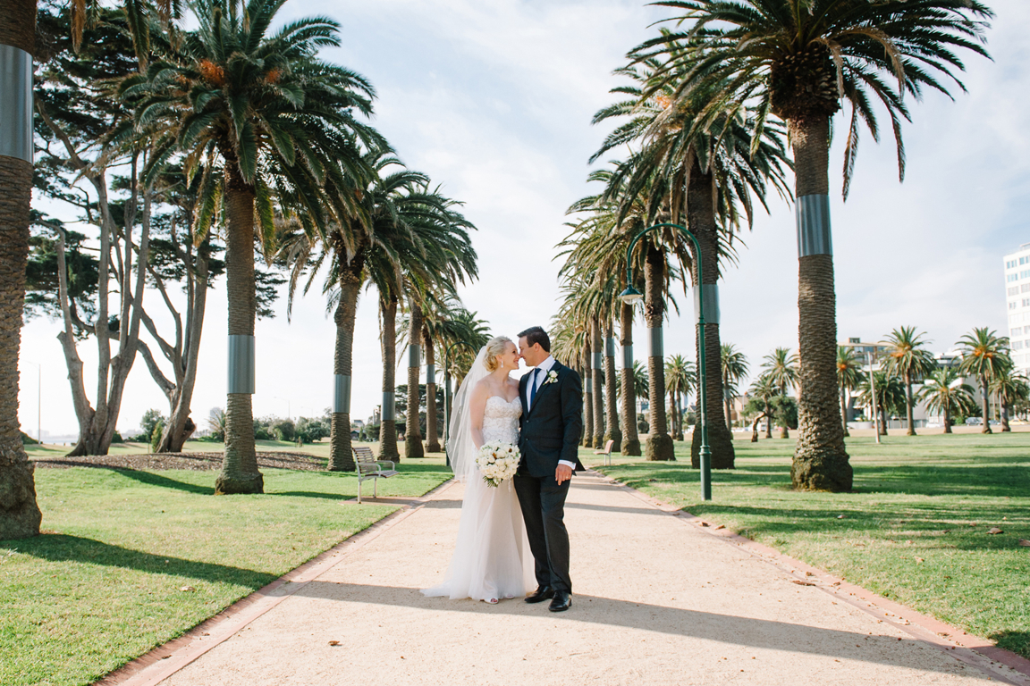Encore St Kilda wedding