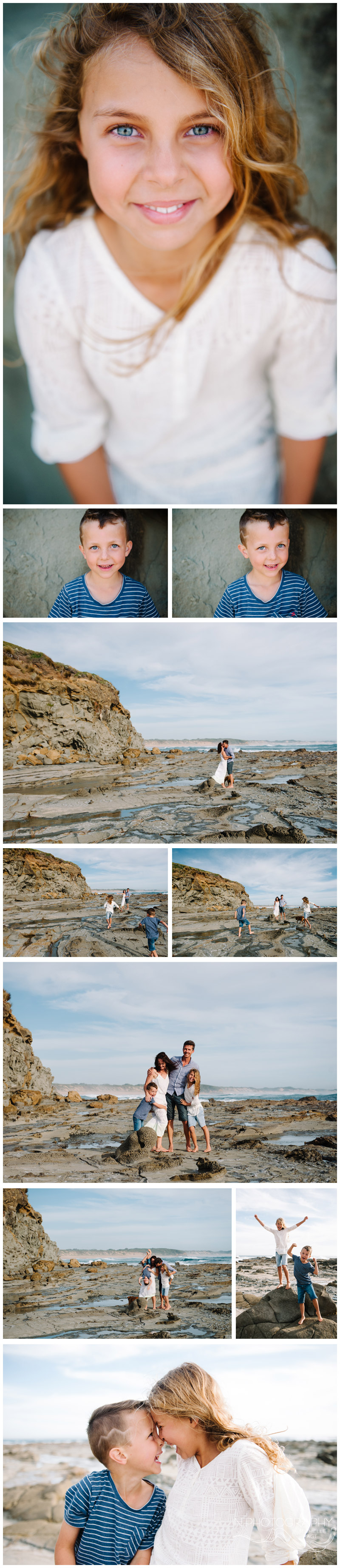 family photography on the Mornington peninsula