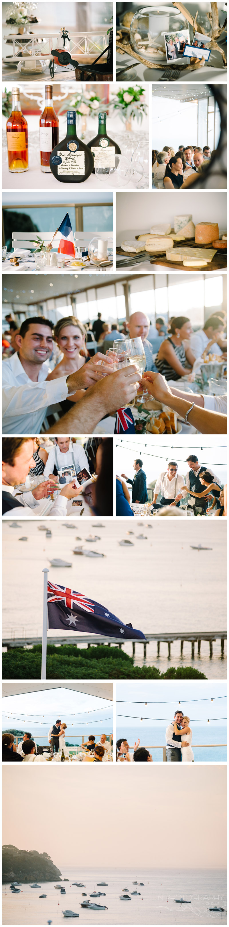 Mornington Peninsula wedding reception venue