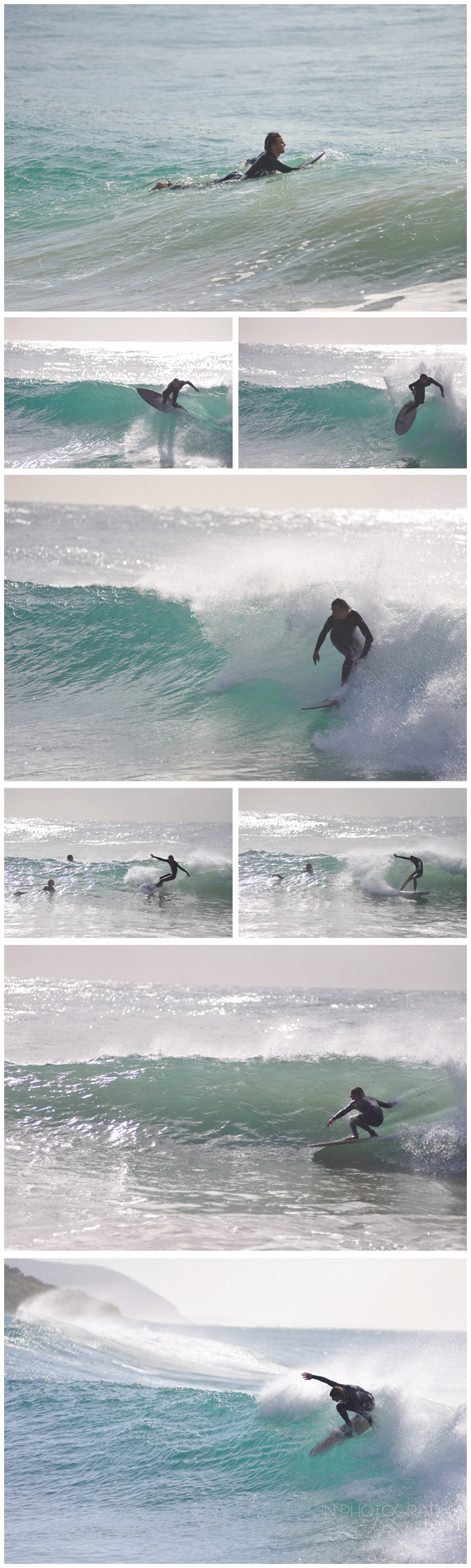 Wye River surf
