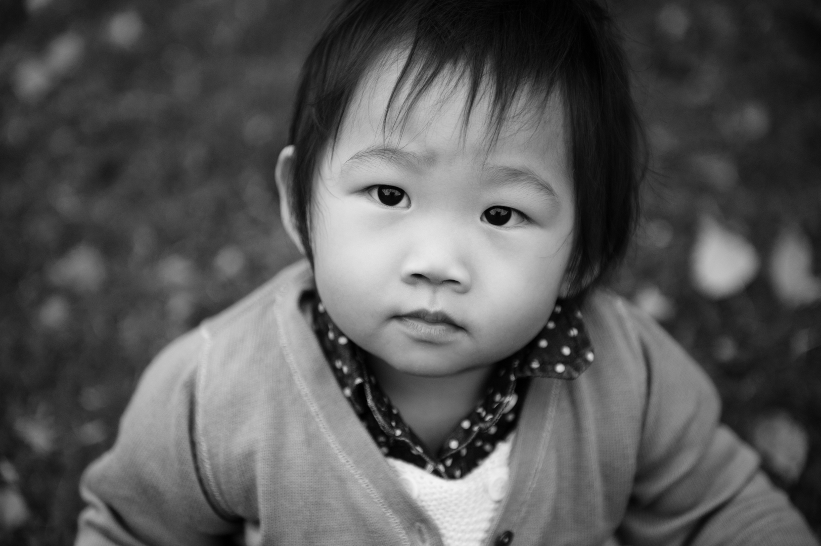 little girl from Singapore