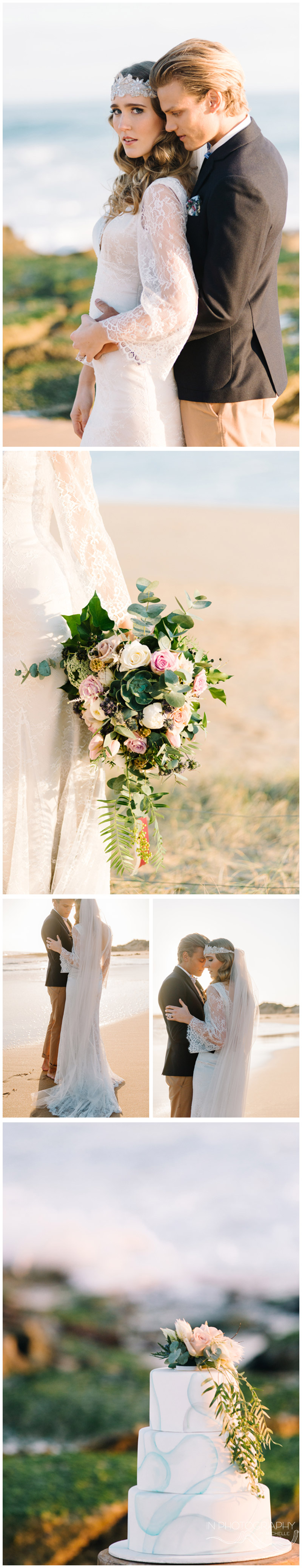 romantic beach wedding