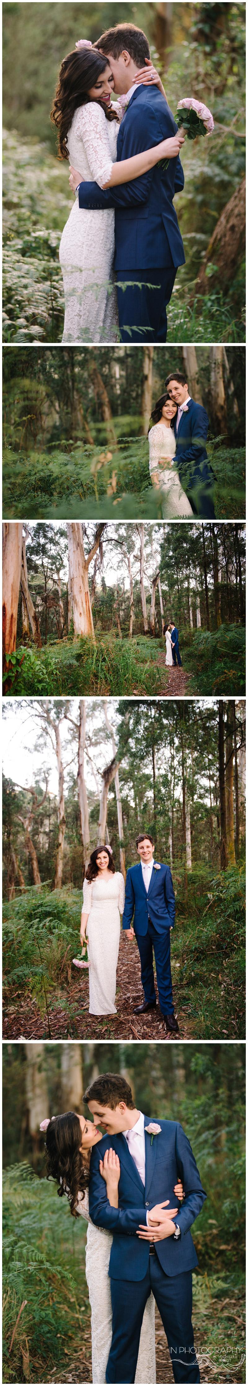 Red Hill wedding