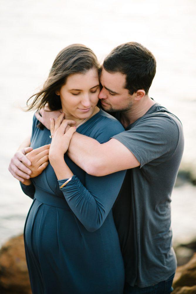 Mornington Peninsula pregnancy photography
