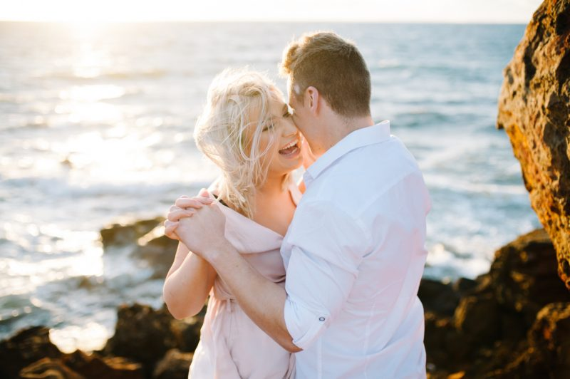 Mornington Peninsula engagement photography by Michelle Pragt