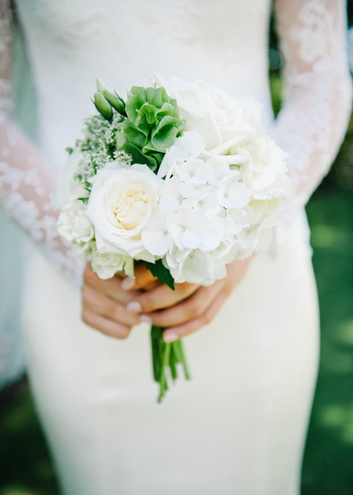 Mornington Peninsula wedding flowers