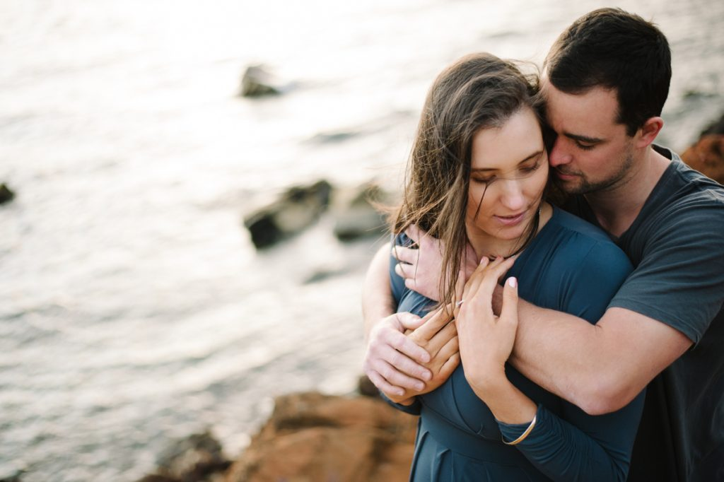 Maternity photography on Mornington Peninsula