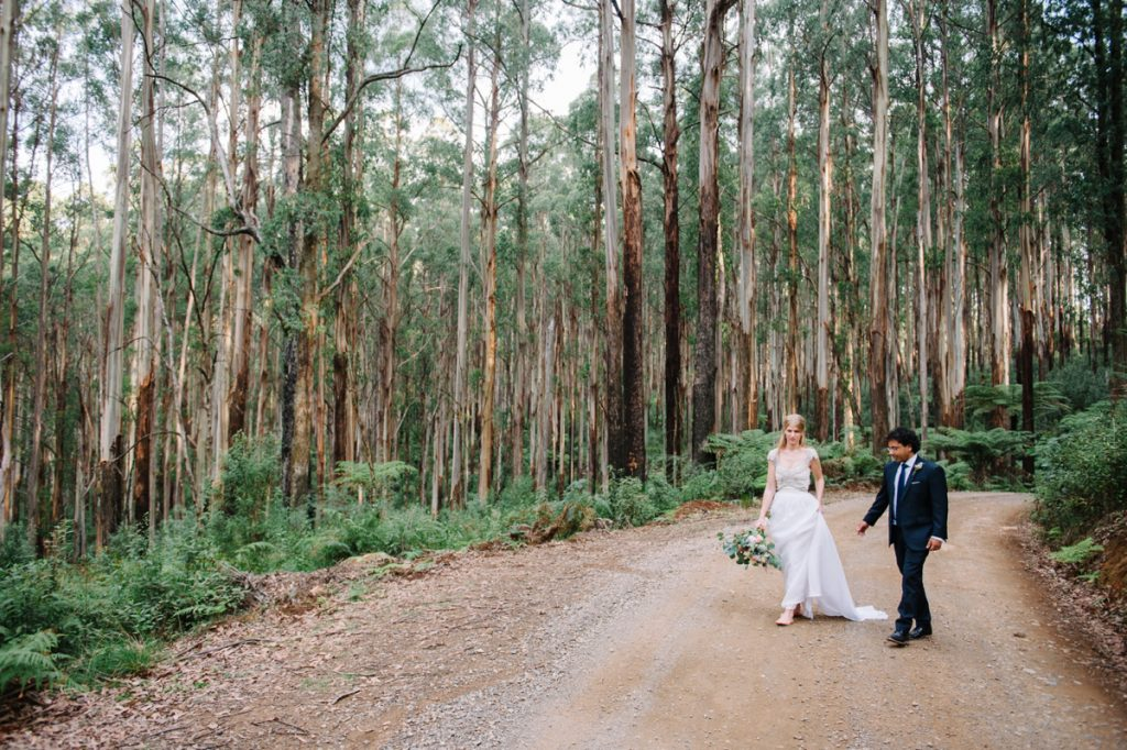 Yarra valley ranges wedding photography