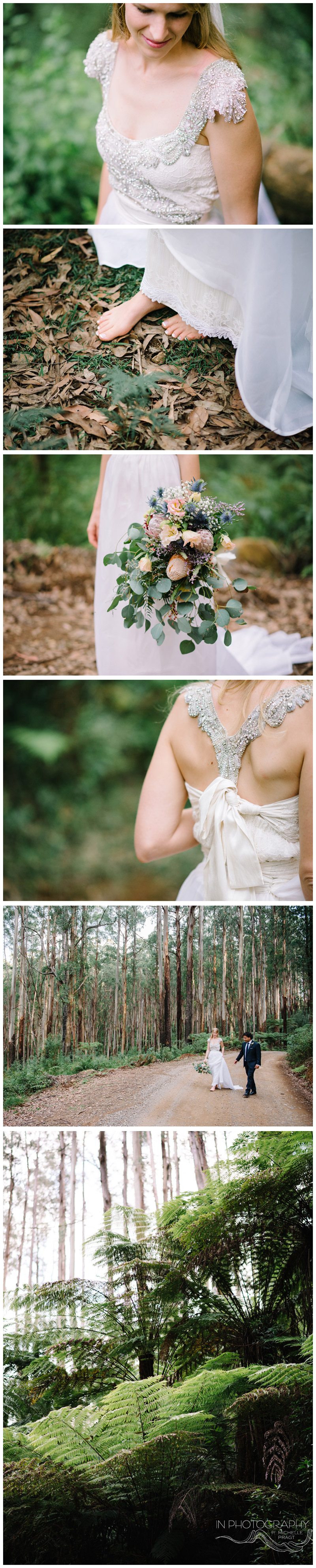 Yarra Valley ranges wedding