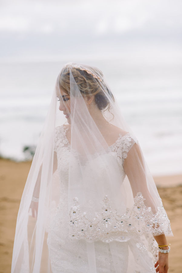 Mornington Peninsula bride | Michelle Pragt