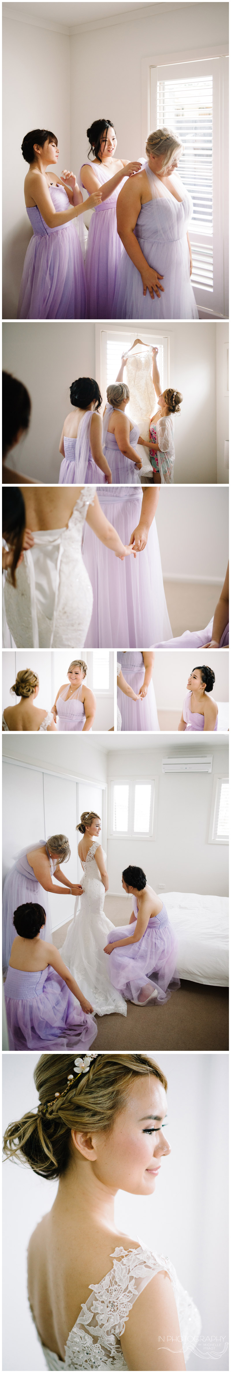 wedding photography by Mornington Peninsula photographer