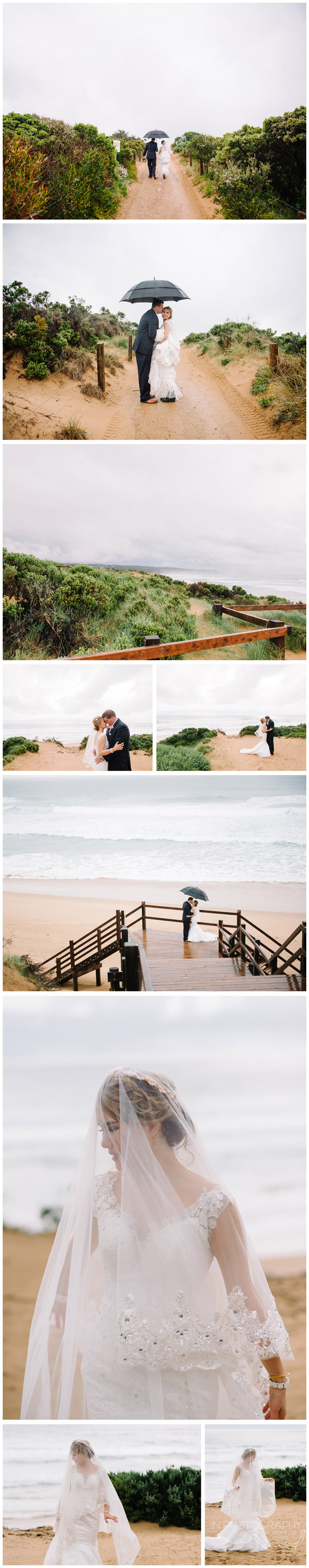 Mornington Peninsula beach wedding | Michelle Pragt