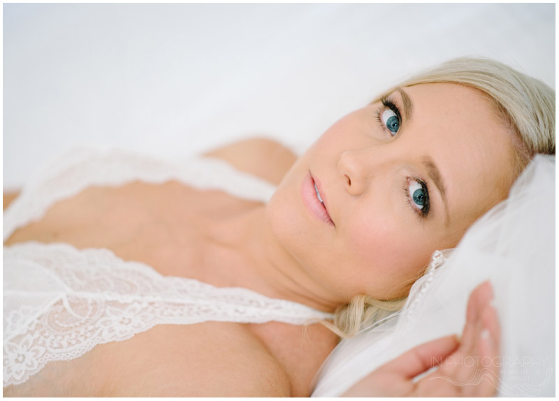 Melbourne bridal boudoir photography