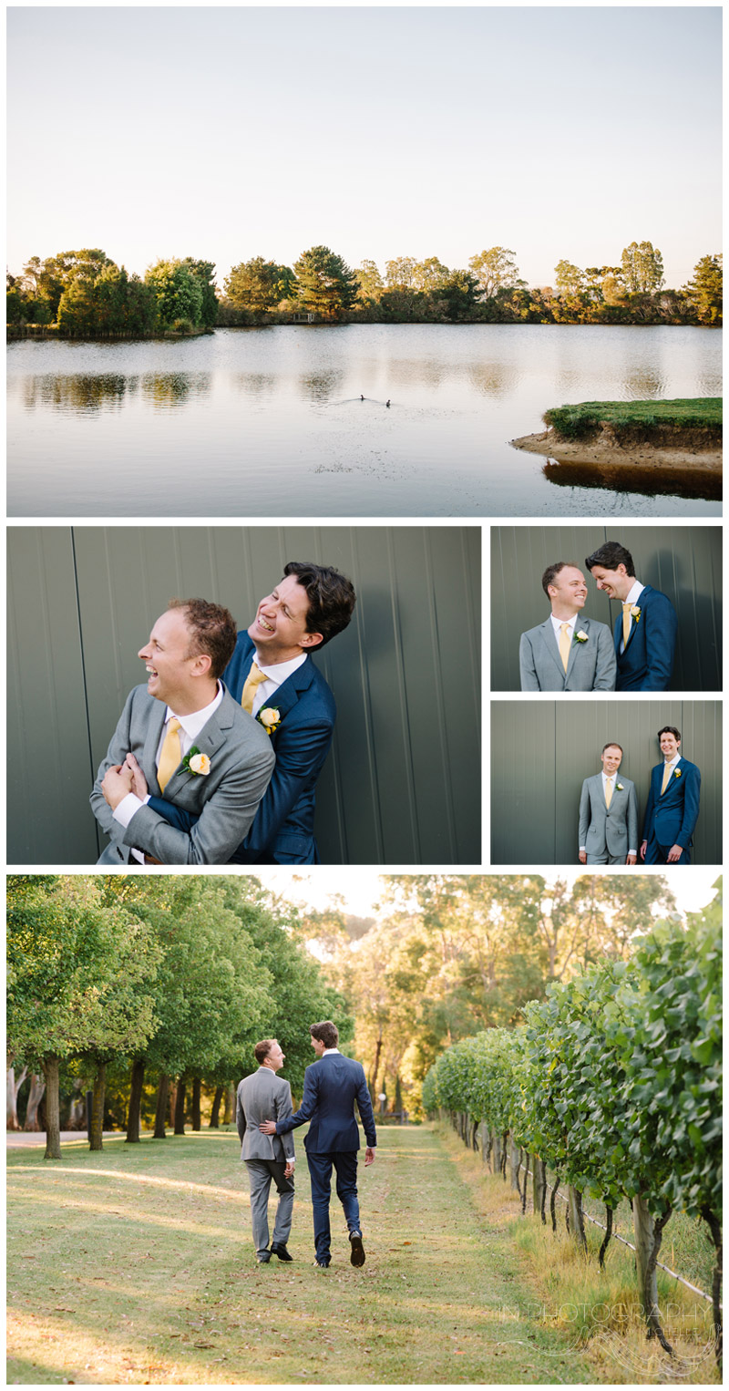 Mornington Peninsula same sex wedding