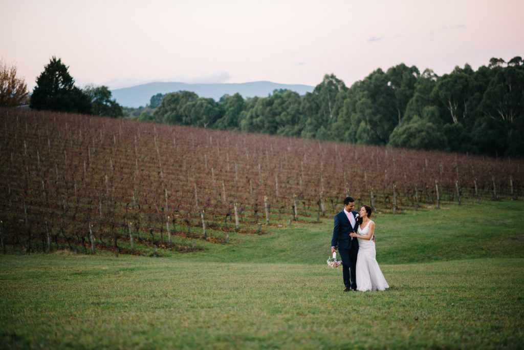 wedding photography at Yarra Ranges Estate