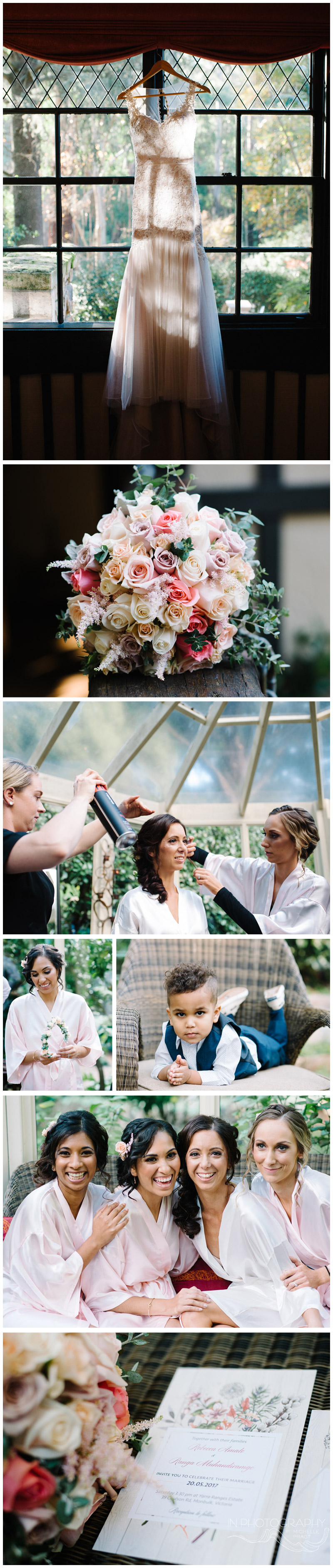 Yarra Ranges wedding photography
