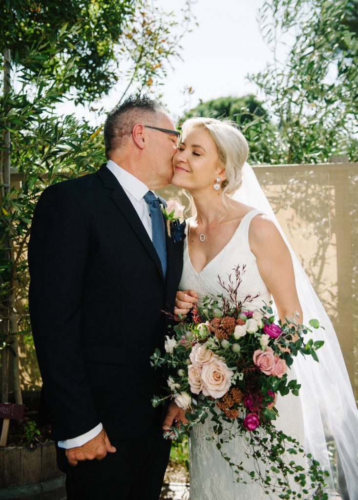 Mornington peninsula wedding photography