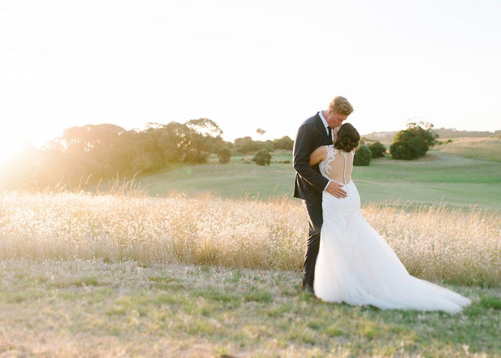 Mornington Peninsula wedding by Michelle Pragt
