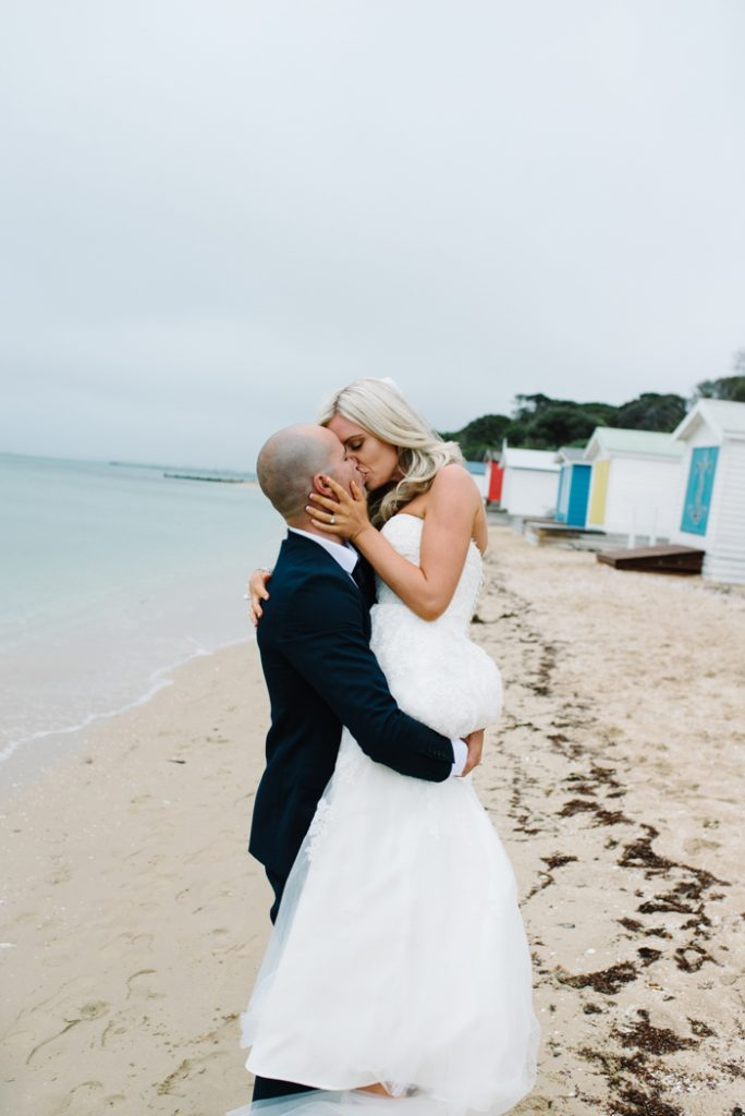 Blairgowrie beach wedding by Michelle Pragt of InPhotography