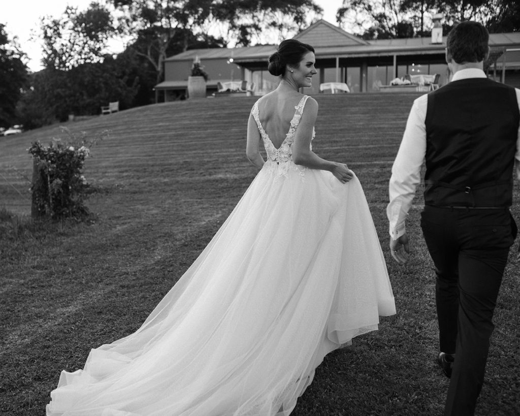 Mornington Peninsula winery wedding photography by Michelle Pragt