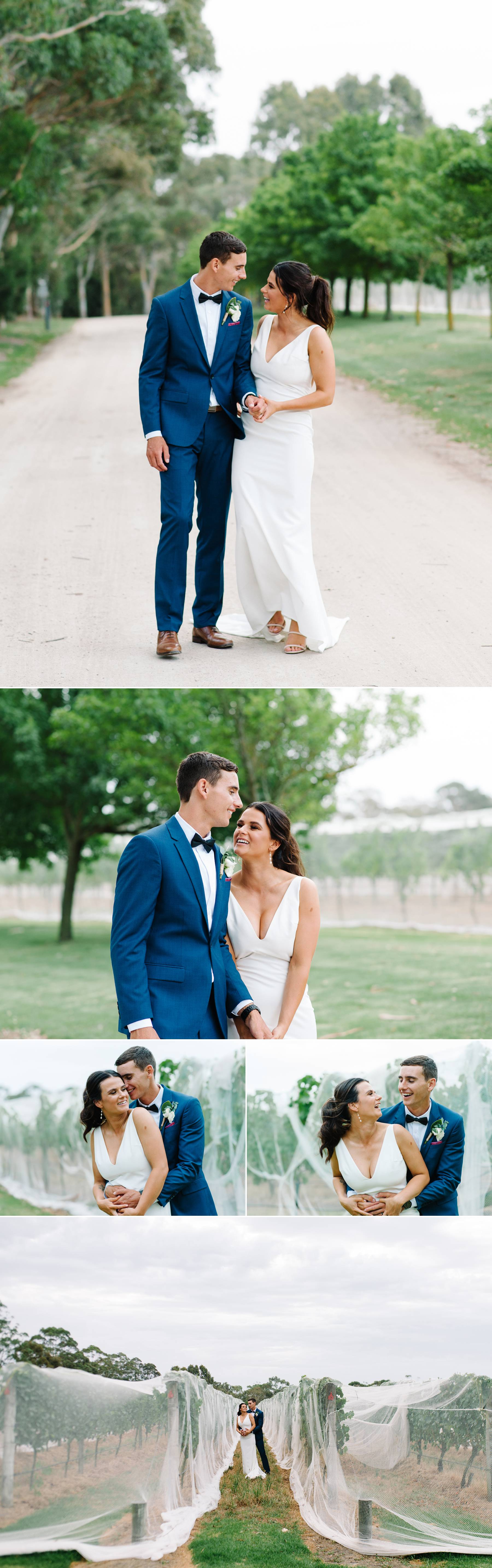 Melbourne winery wedding photography by Michelle Pragt