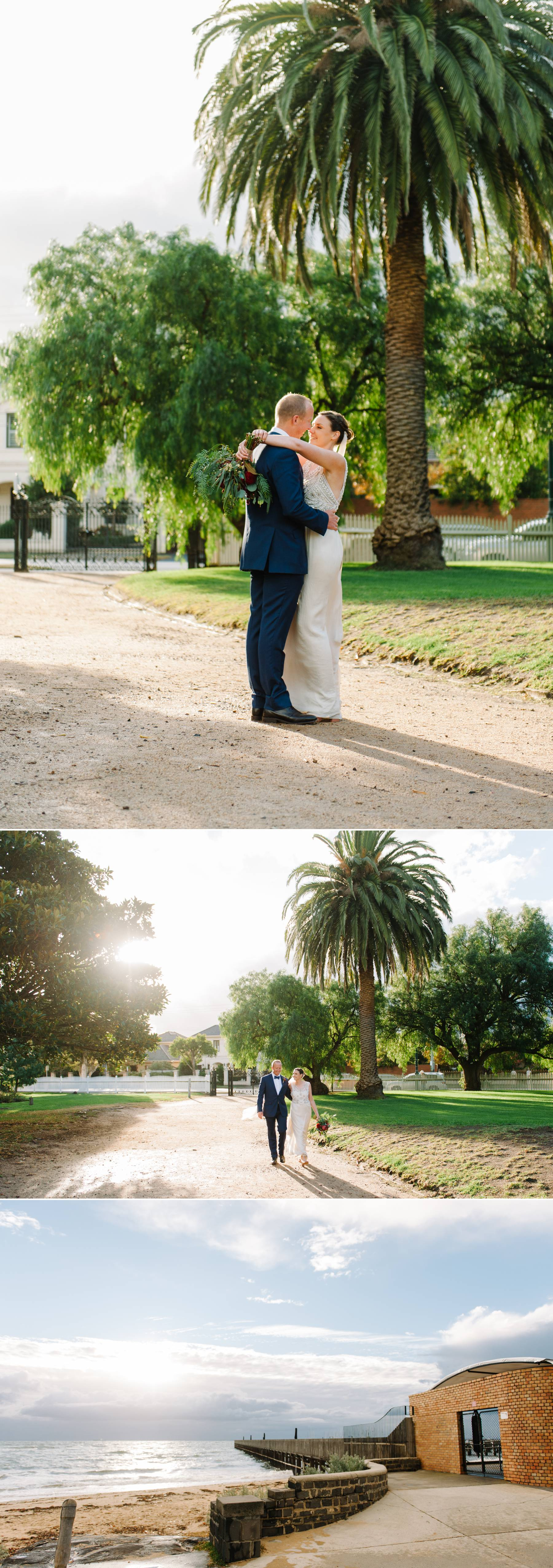 Wedding photography at Billillia Park Mansion by Mornington Peninsula photographer Michelle Pragt