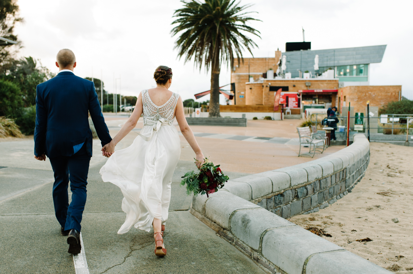 Melbourne wedding photography by Michelle Pragt
